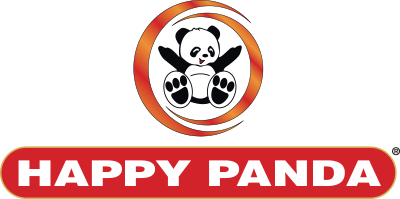 Happy Panda Logo